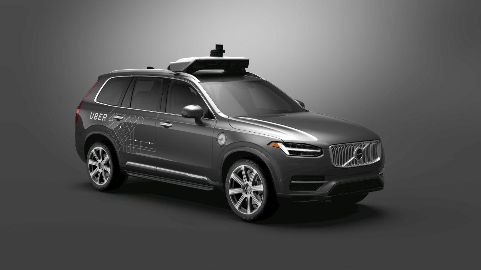 Arizona Governor Suspends Uber Self Driving Car Testing Autoevolution