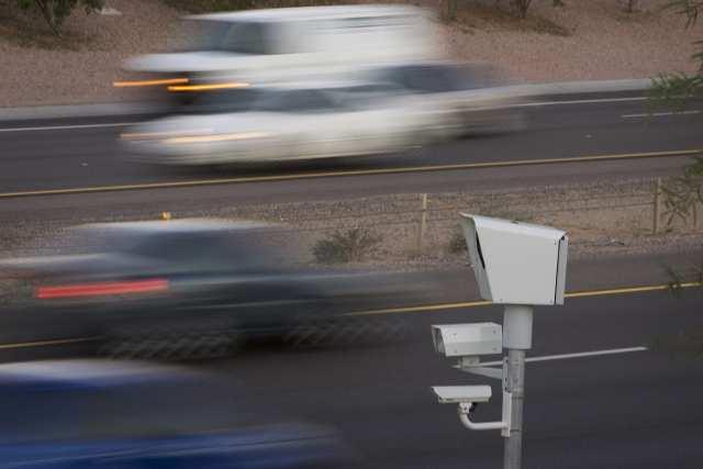 Arizona speed cameras incite a mini revolt - LA Times