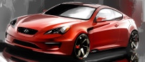 ARK Hyundai Genesis Coupe Previewed
