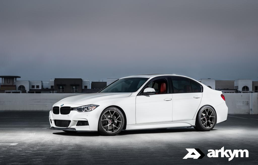 piece tuning bmw f30