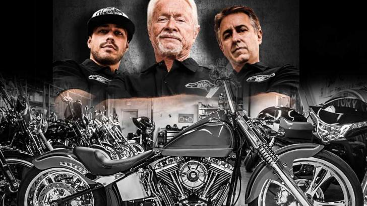 Arlen Ness and Magna Flow to Build Custom Motorcycle Exhaust