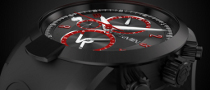 ARMIN Racing Chronograph Honors the Marussia Virgin Racing F1 Team