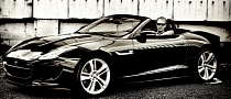 DJ Armin van Buuren Drives a Jaguar F-Type