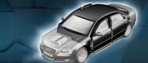 Armored Audi A8 for Binyamin Netanyahu