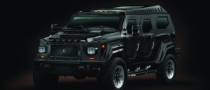 Armored Luxury Vehicle for Sale