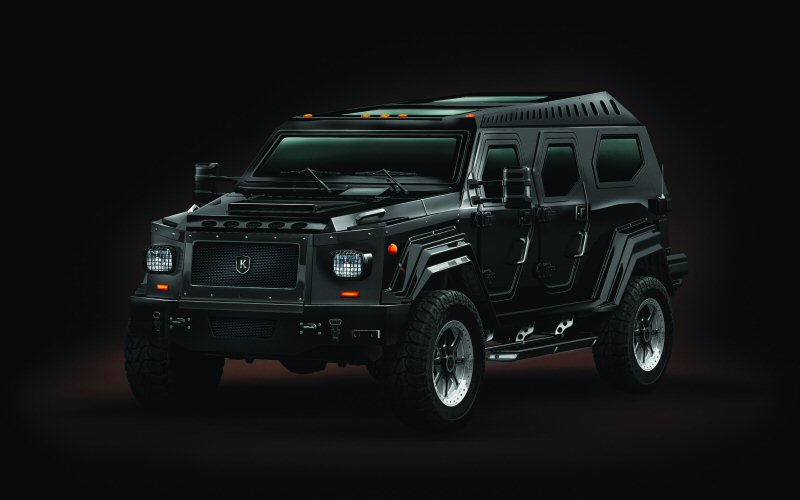 Armored Vehicles For Sale >> Armored Luxury Vehicle For Sale Autoevolution