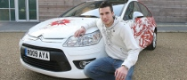 Arsenal FC Citroen C4 to be Auctioned
