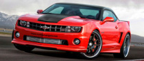 Artisan Camaro SS with Twin-Turbo Kit Boasts 600 HP