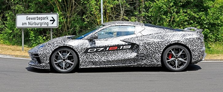 As Chevy Readies to Show the C8 Corvette, the Petersen ...