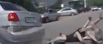 Asphalt 1, Guys in Shorts 0 [Video]