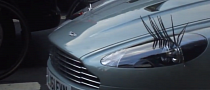 Aston DBS with Car Lashes Is Like a Geordie Shore Episode [Video]