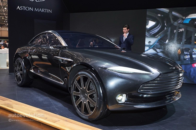 Aston Martin Ceo Says Mercedes Suv Platforms Aren T Sporty Enough