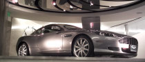Aston Martin Continues Expansion with Safenwil, Switzerland Showroom