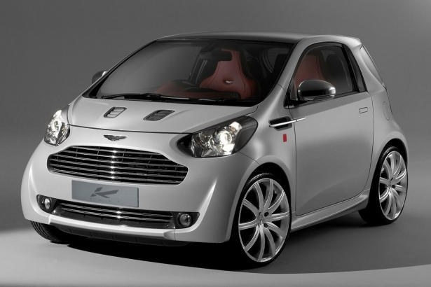 Awesome Aston Martin Cygnet