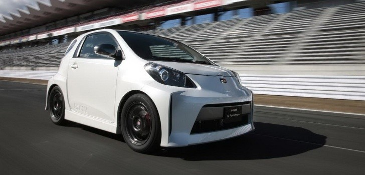 Aston Martin Cygnet with V8 Engine? Yes Please!