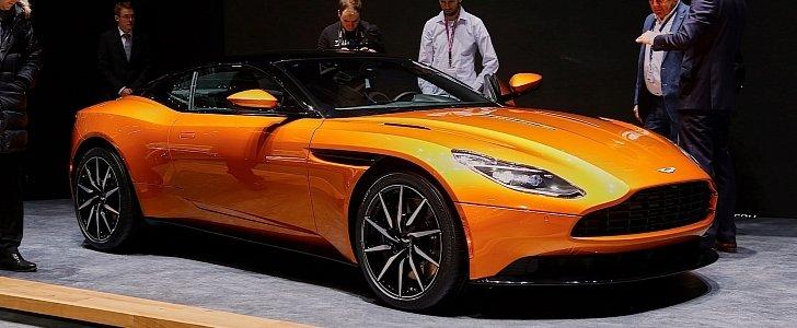 Aston Martin DB11 Demonstrates the Definition of Evolution in Geneva - autoevolution