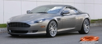 Aston Martin DB9 Targeted by RSC Tuning
