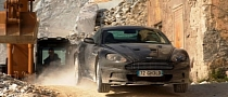 Aston Martin DBS from Quantum of Solace Bond Movie to Be Auctioned