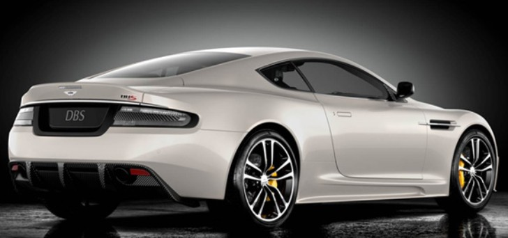 Aston Martin DBS Ultimate Revealed Online [Photo Gallery]