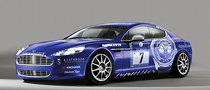 Aston Martin Enters Rapide into the Nurburgring 24 Hour Race