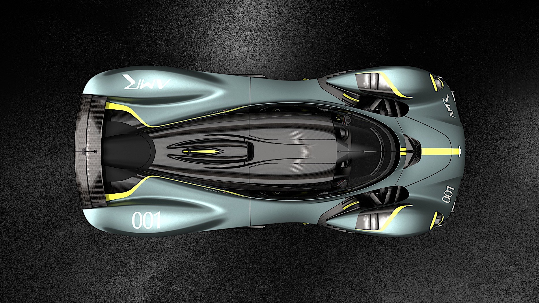 Aston Martin Eyeing A Blistering Nurburgring Lap Time With The Valkyrie Autoevolution