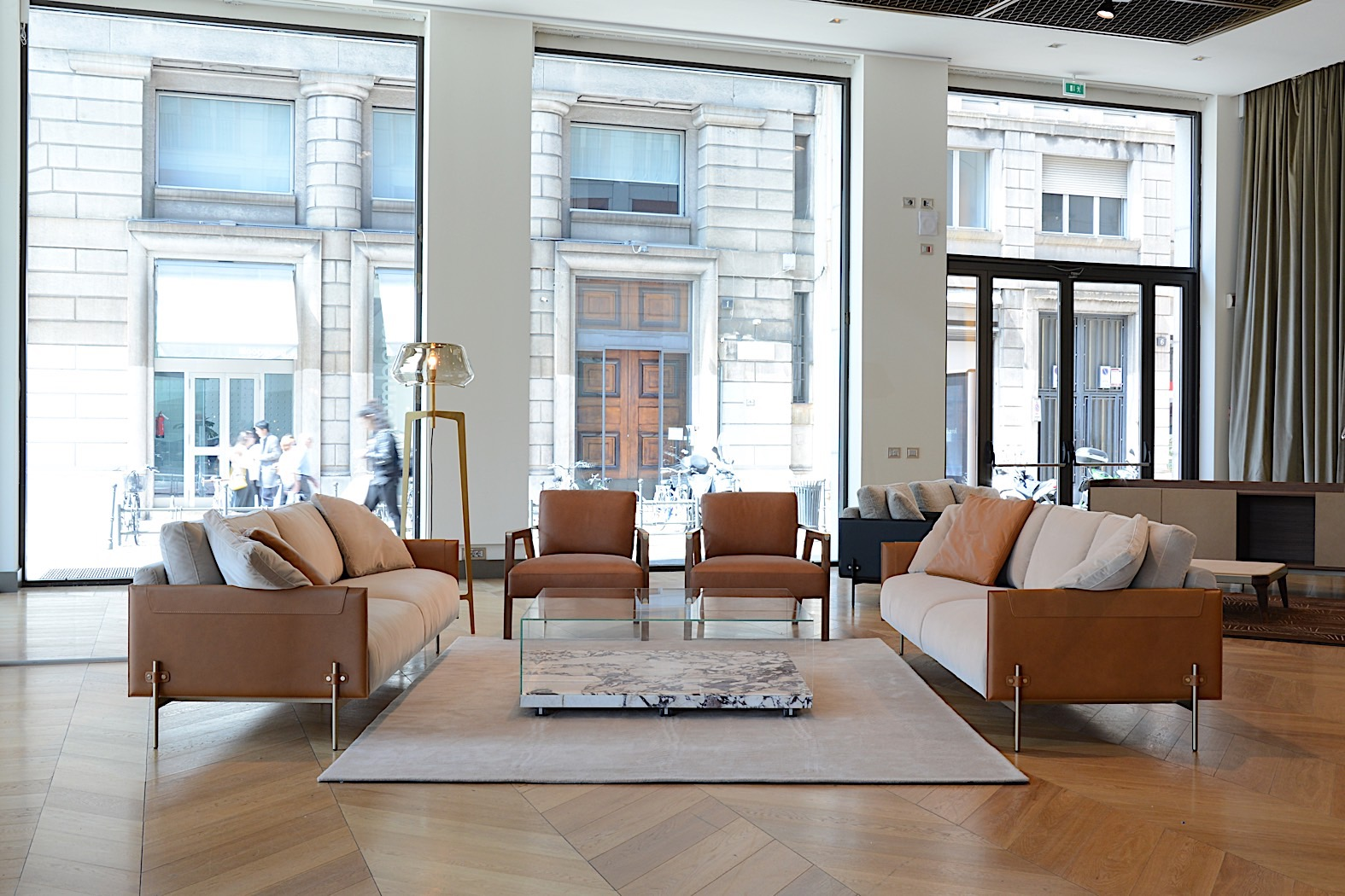 Aston Martin Furniture Collection Shown At Salone Del Mobile Autoevolution