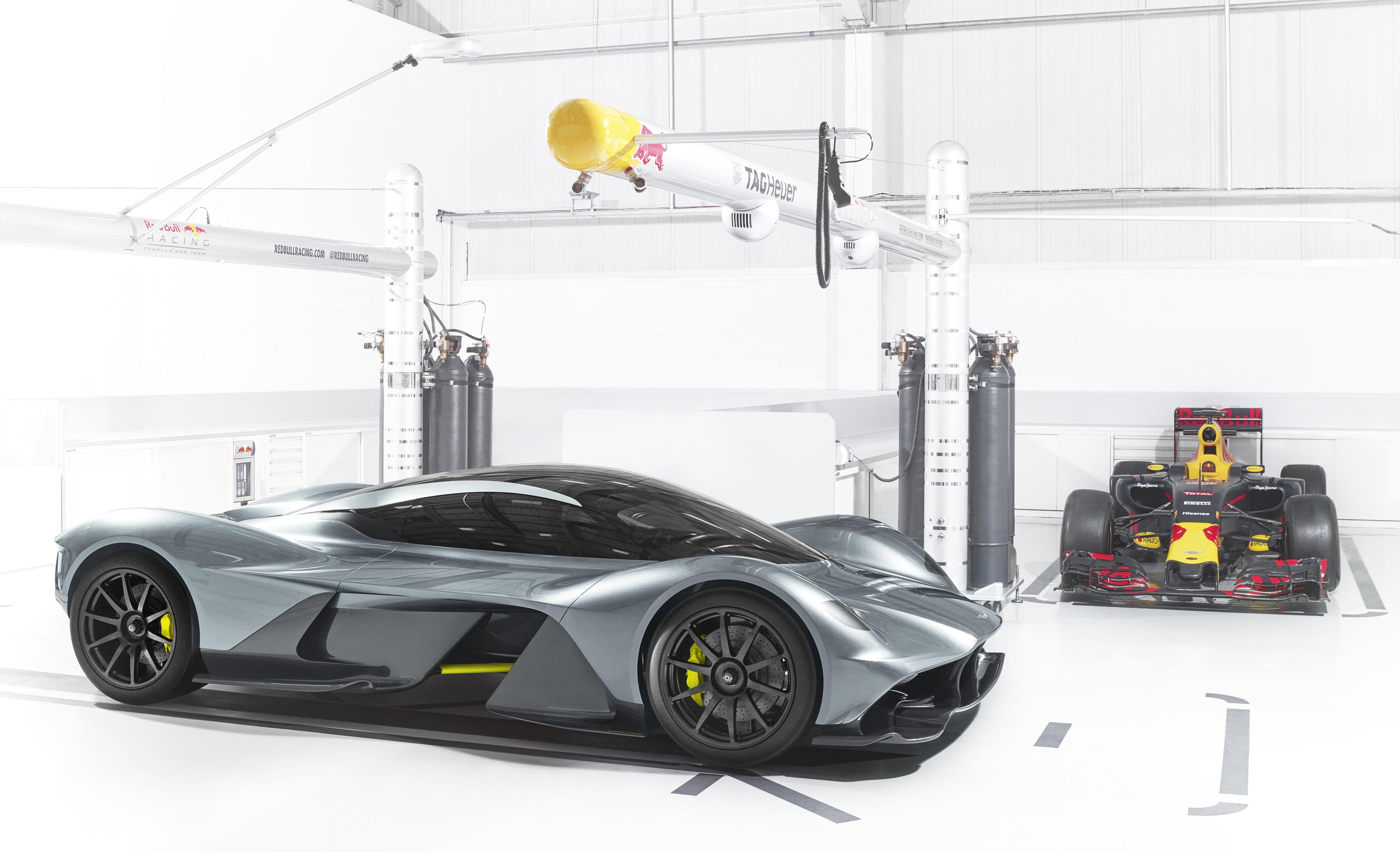 Aston Martin Hypercar To Spawn Mid Engine Supercar More New Models