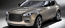 Aston Martin Lagonda Luxury SUV Coming!