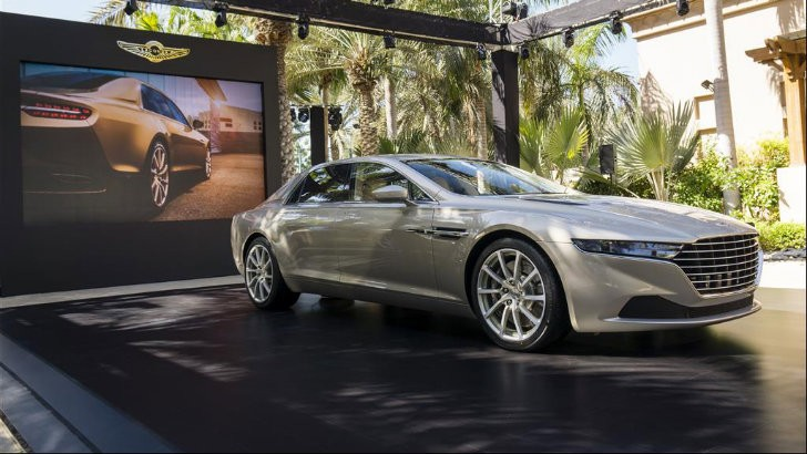 Aston Martin Lagonda Taraf Launched in Dubai