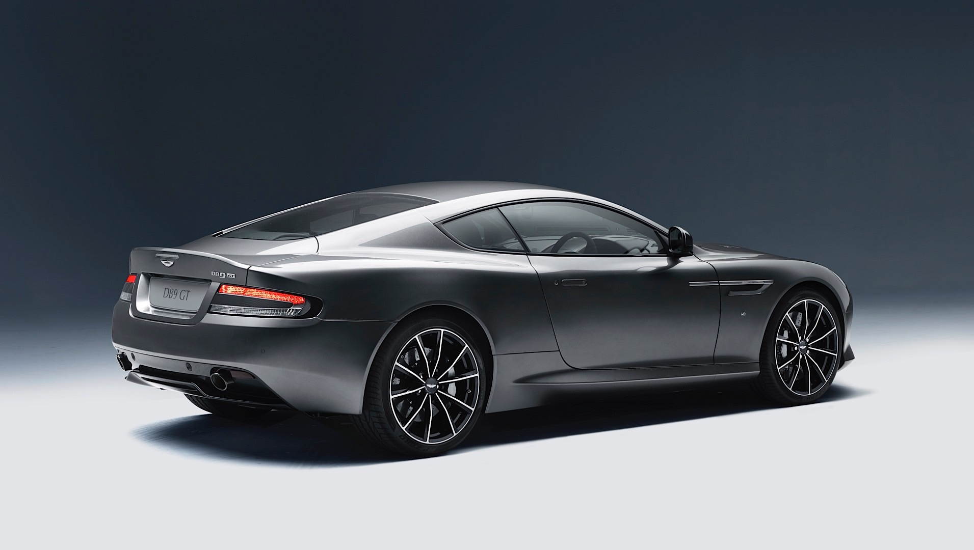 aston martin launches the db9 gt with upgraded 6.0-liter v12