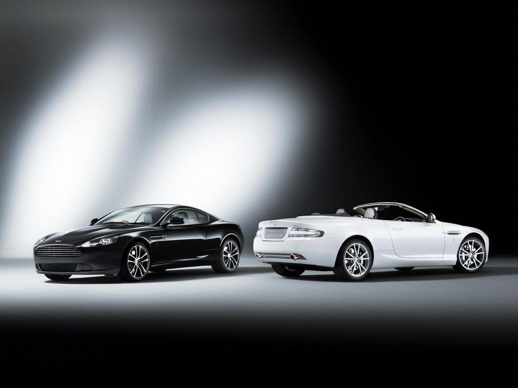Aston Martin Launches Three New Db9 Special Editions Autoevolution