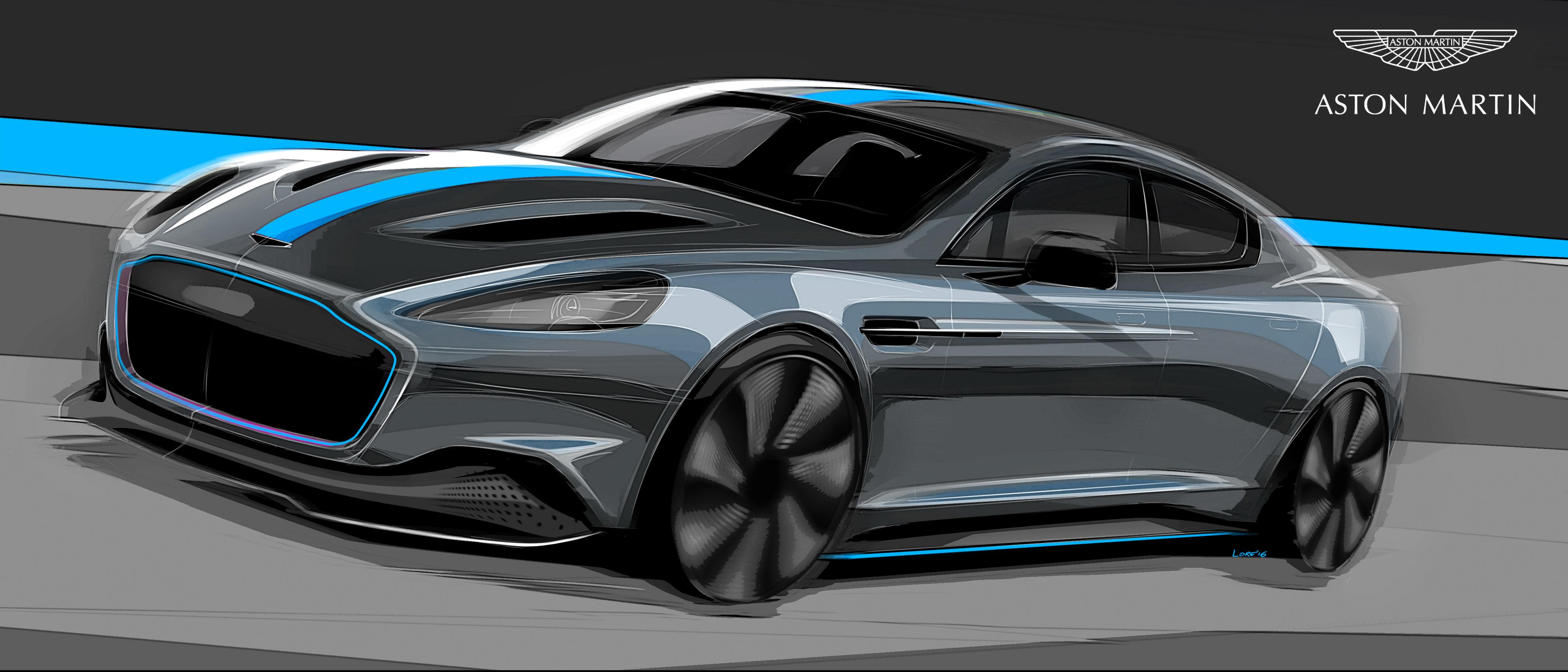 2020 Aston Martin DBX: Design, Powertrains, Arrival >> Aston Martin Lineup To Be Electrified By Mid 2020s