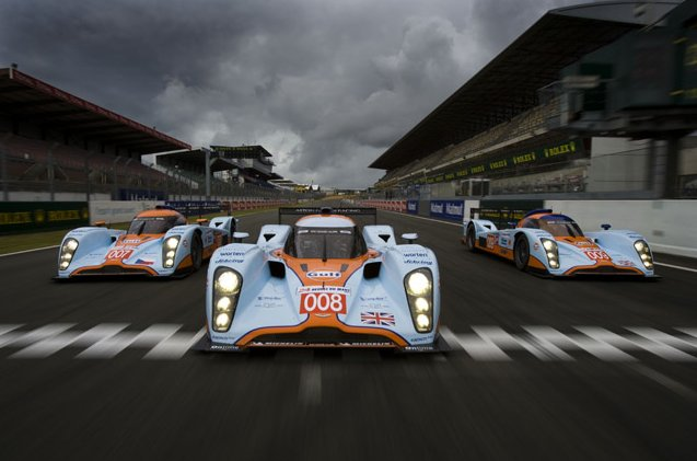 After The Qualification Stage For 77th Le Mans 24 Hours Race Ended On Thursday Aston Martin Found Itself Occupying Top Three Spots Petrol