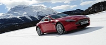 Aston Martin On Ice Highlights Video Released