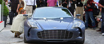 Aston Martin One-77: 60 Out of 77 Units Already Sold