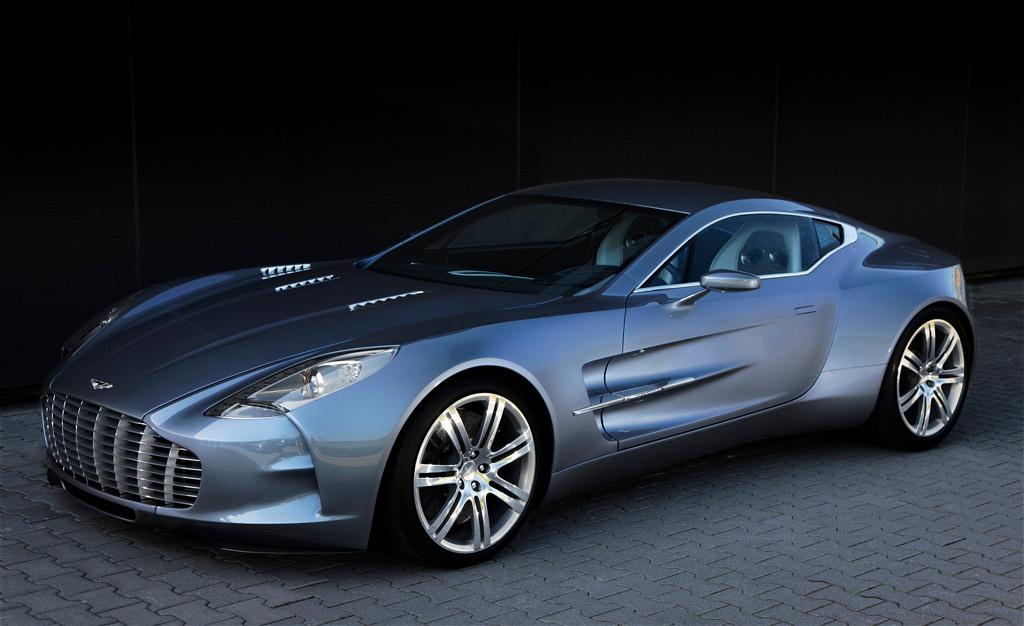 Aston Martin One 77 To Deliver 750 Hp Autoevolution