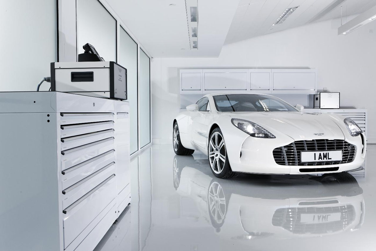 aston martin one-77 featured in national geographic megafactories