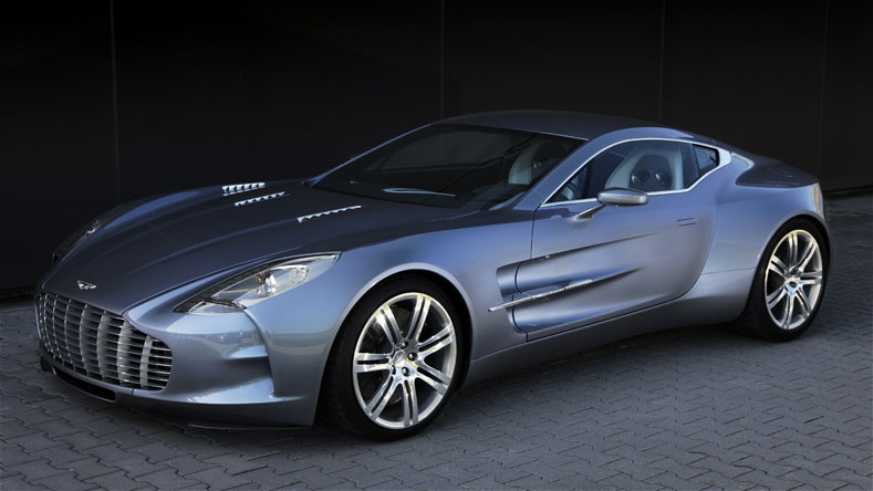 Aston Martin One Gets Bang Olufsen Bespoke Sound System - Aston martin one