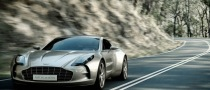 Aston Martin One-77 Official Photos