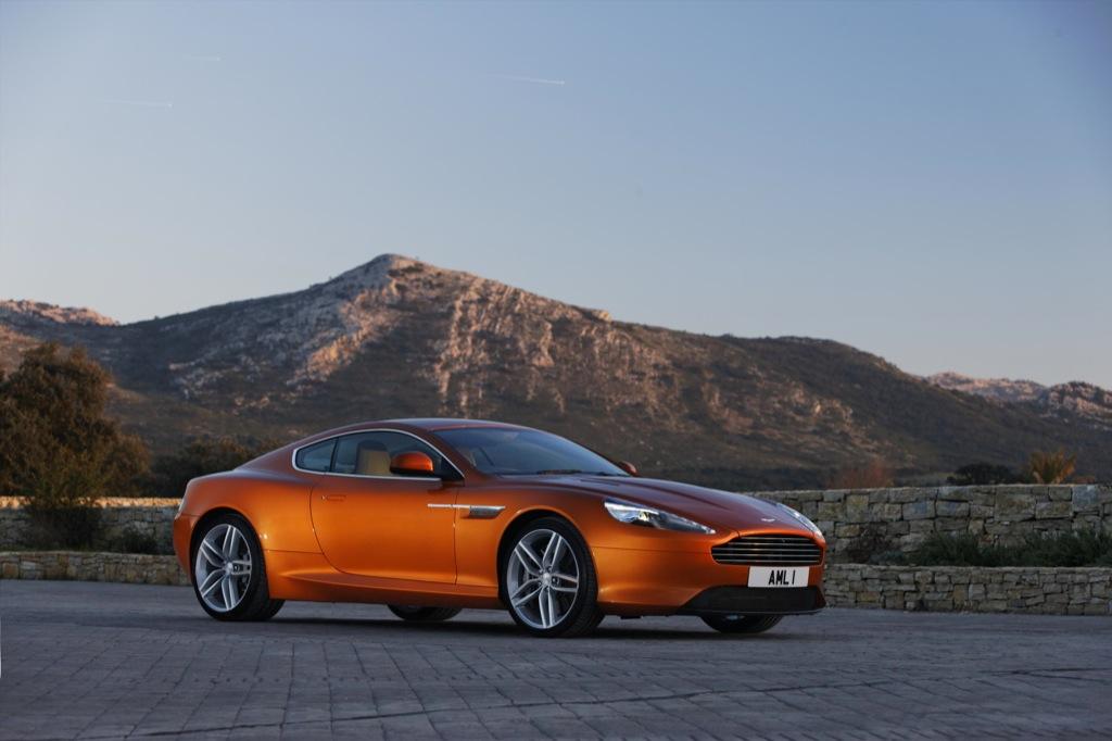 Aston Martin Opens First Dealership In India Autoevolution