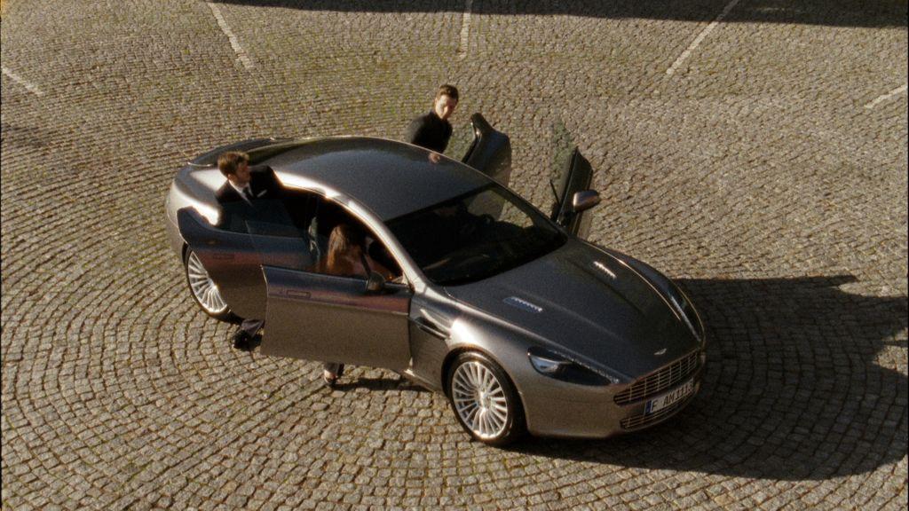 Aston Martin Rapide Gets New Online Campaign Autoevolution