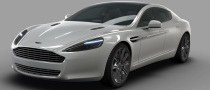 Aston Martin Rapide Official Photos