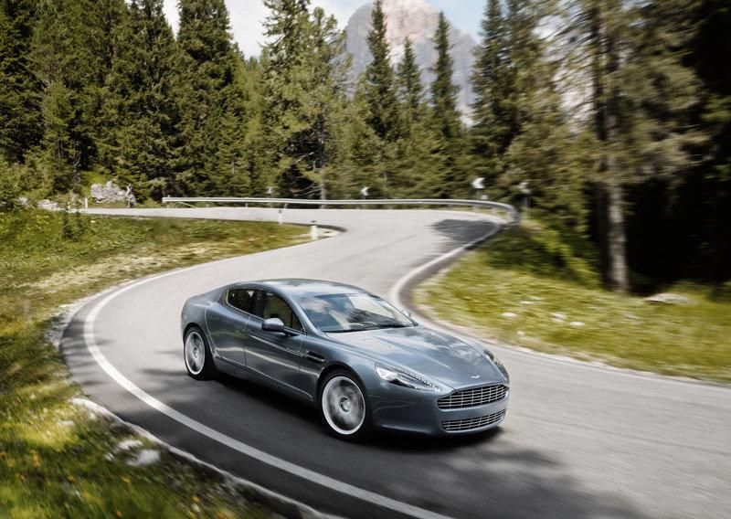 Aston Martin Rapide Pricing In The Uk Autoevolution