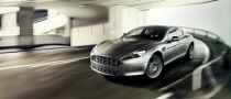 Aston Martin Rapide Production Moves to the UK