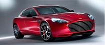 Aston Martin Rapide S Presented [Photo Gallery]