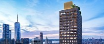 Aston Martin Residences at NYC's 130 William Come with Bespoke DBX