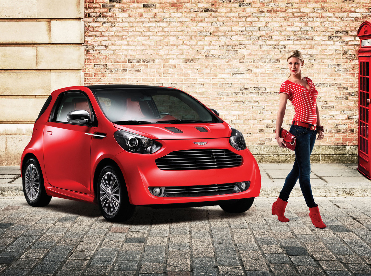 aston martin cygnet to start from $49,595 - autoevolution