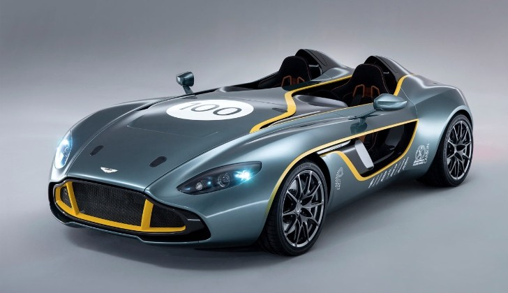 Aston Martin Reveals Radical CC100 Speedster Concept [Video][Photo Gallery]