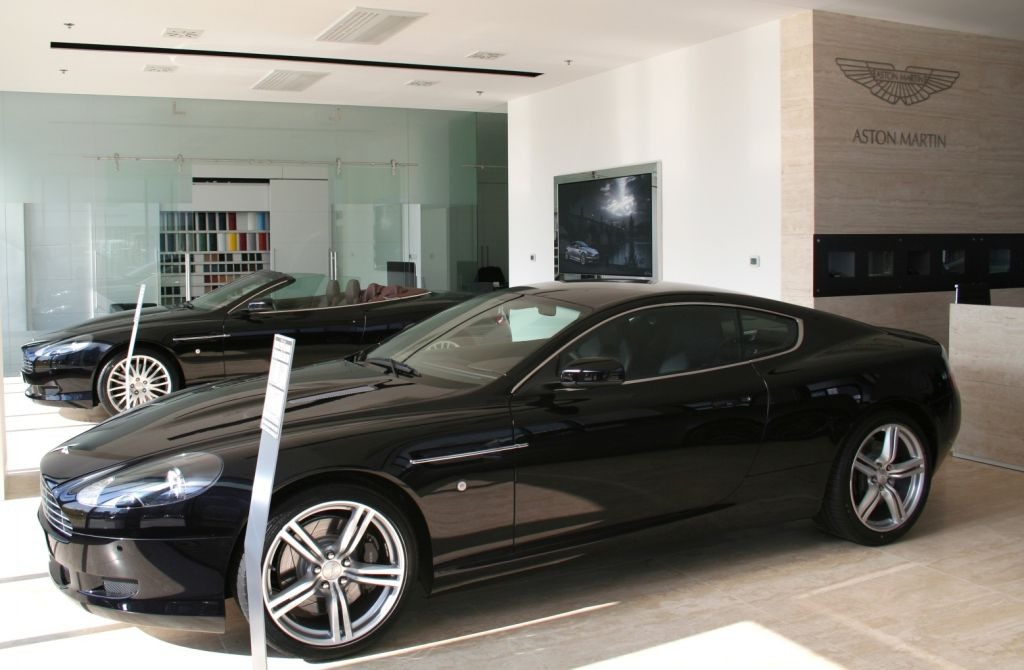 Aston Martin Steps In Croatia Opens Dealership In Zagreb - Aston martin dealerships