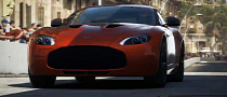 Aston Martin Supercars Star in Grid 2 Game [Video]